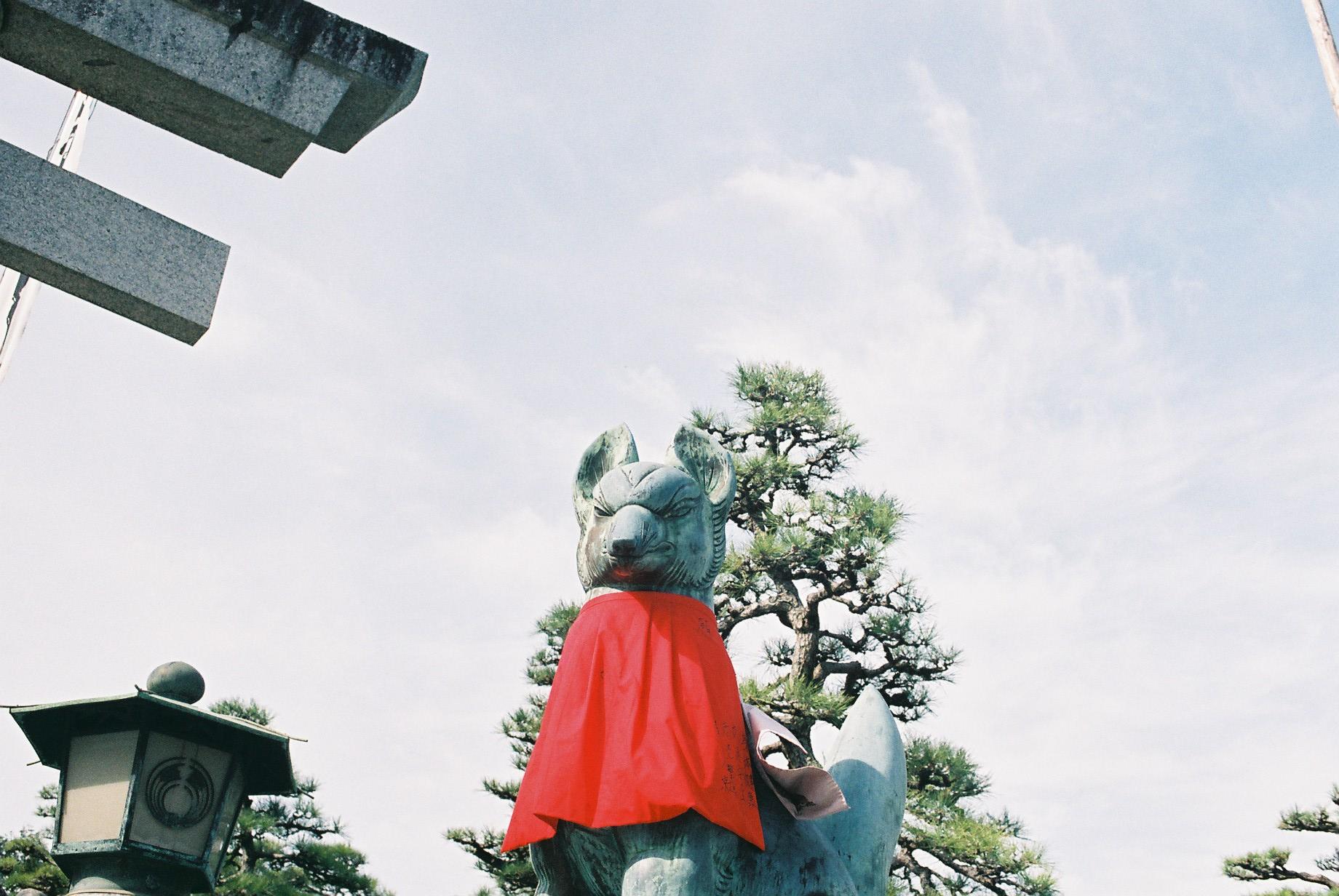 豊川稲荷フォトウォーク #harenohi東海